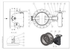 Armaturenreihe Typ A - Stückliste - Rev.2